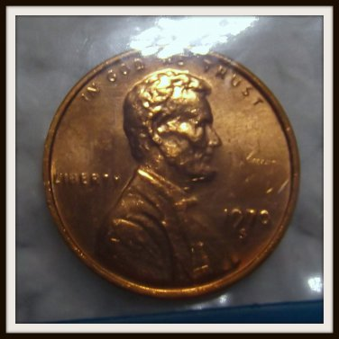 1970-S 1C Lincoln Small Date Variety Memorial Cent (BU)