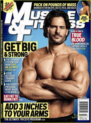 1 Year Subscription to Muscle & Fitness (12 Issues)