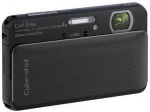 SONY Cyber-shot DSC-TX20 Digital Camera (Black)