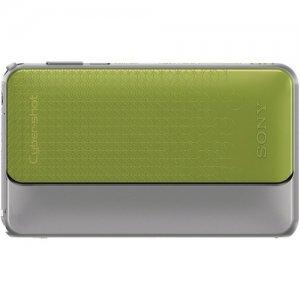 SONY Cyber-shot DSC-TX20 Digital Camera (Green)