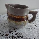 Vintage Laurentian Pottery Tundra Mini Creamer 70s