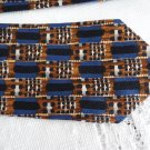 Vintage Designer Neck Tie Klauss Boehler Italian Silk