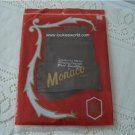Vintage 1 Pair Nylon Stockings Seamless 10½  Monaco NOS
