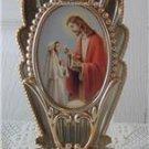 Vintage First Communion Souvenir Display