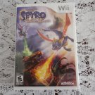 Game Wii The Legend of Spyro Dawn of the Dragon Activision