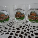 6 shooter glasses Souvenir Quebec Ontario
