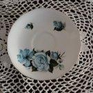 Queen Anne Pattern Saucer Bone China Ridgway Potteries