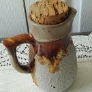 Vintage Cruet Tundra Laurentian Art Pottery