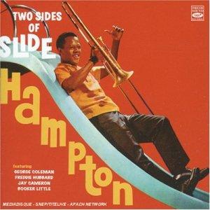 Two Sides of Slide Hampton