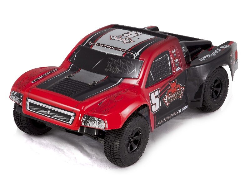 Redcat Aftershock 8E 1/8 Scale Brushless Electric Desert Truck - Red (AFTERSHOCK-8E-RED)