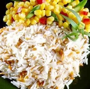 Basmati Rice Blend