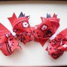 Red Bandana Bows