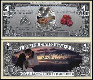 NM190 100 WEDDING DAY FULL COLOR BILLS