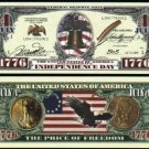 NMLE-023 LIMITED EDITION INDEPENDENCE DAY BILL