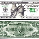 AR114 100 Liberty Trillion Dollar Bill