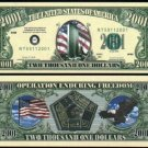 NM006 100 TWIN TOWERS - 2001COMMEMORATIVE BILL