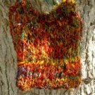Fairy handbag sari silk