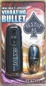 Mini Multi-speed Vibrating Bullet