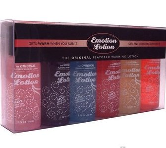 Emotion Lotion 6 Pack