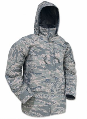 AIR FORCE ABU GORE-TEX PARKA NEW W/TAGS XL REG.
