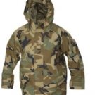 WOODLAND ECWCS PARKA GEN 1 XL REG. NEW