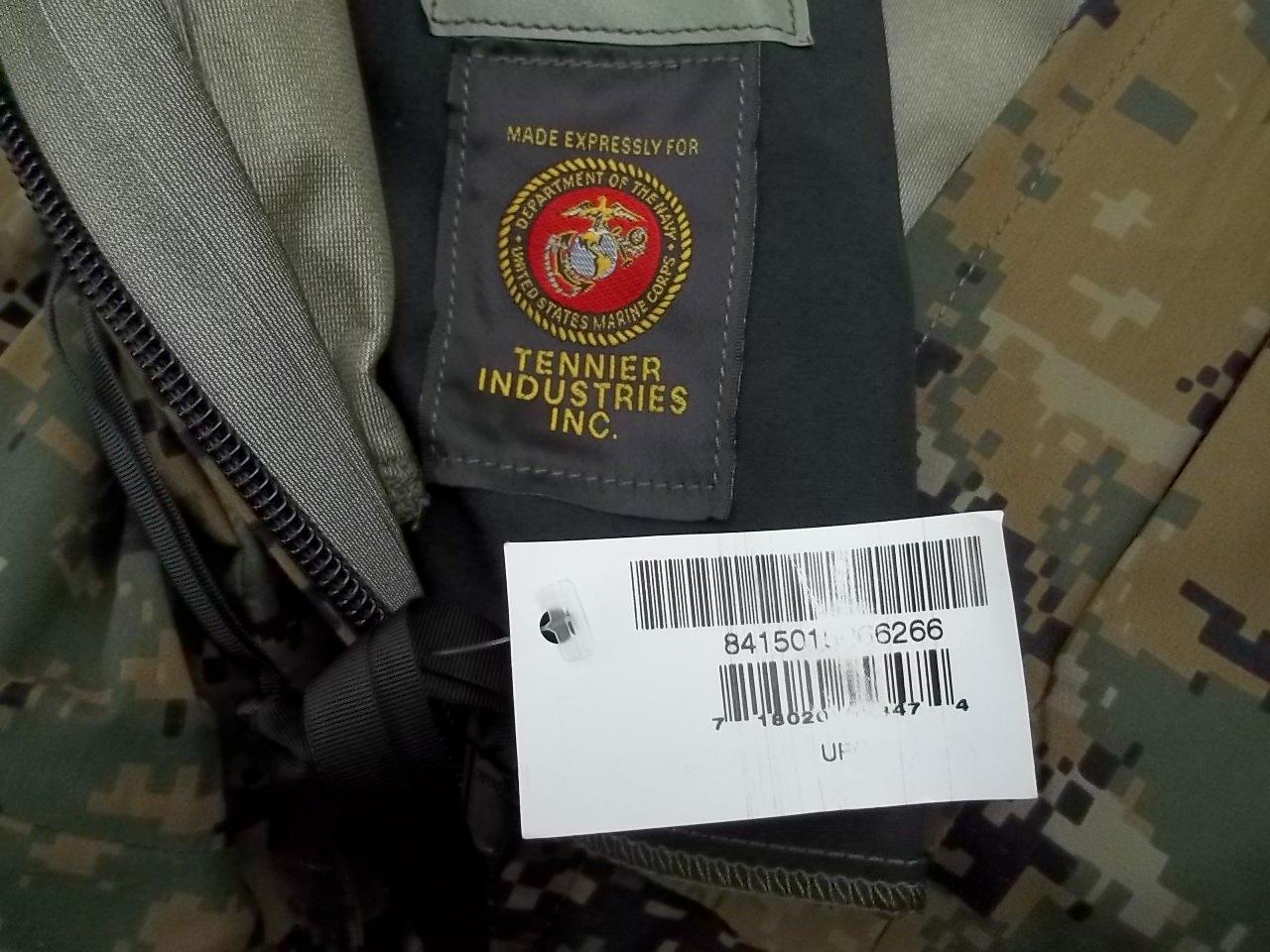 USMC APECS WOODLAND GORETEX PARKA NEW W/TAGS