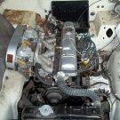 TRIUMPH TR6 PARTS CARS 1976 W/AC&OD AND 1973