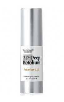 3D-Deep Botolium Primium Lift (Wrinkle Care and Lift Up) 18g