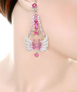 CHANDALIER EARRING
