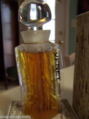 Vintage Philippe Venet Mademoiselle Parfum-Large 2.0 oz