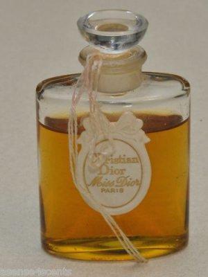 Vintage MissDior Parfum Flacon-1/4 fl. oz