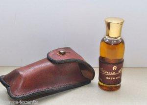 Vintage Etienne Aigner Perfumed Bath Oil-1/4 fl. oz
