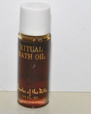 Vintage Charles of the Ritz Ritual Perfumed Bath Oil