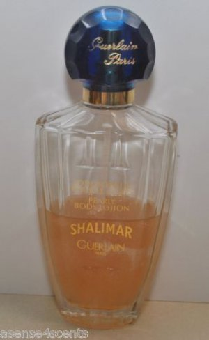 Guerlain Shalimar Pearly Body Lotion-3.4 fl. oz