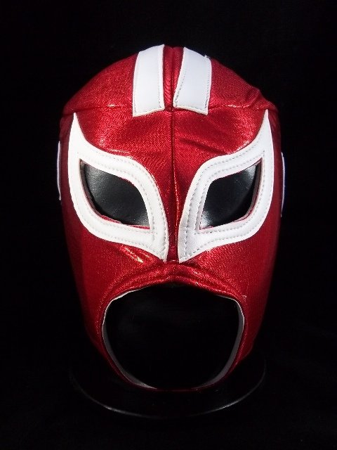 NFL UNOFFICIAL BUFFALO BILLS STYLE MASK PRO FIT MEXICAN WRESTLING MASK LUCHA  LIBRE HALLOWEEN d70111ef3