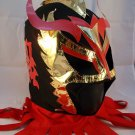 ULTIMO DRAGON Premium Adult Mexican Wrestling Lucha LIbre Mask Halloween