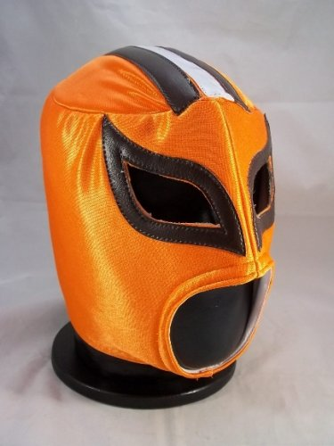 nfl unofficial cleveland browns style mask pro fit mexican wrestling ... 5c7ce4849