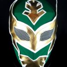 SIN CARA GREEN ECONOMIC KIDS SIZE MEXICAN WRESTLING MASK