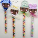 Paper Therapy Lalaloopsy Wands