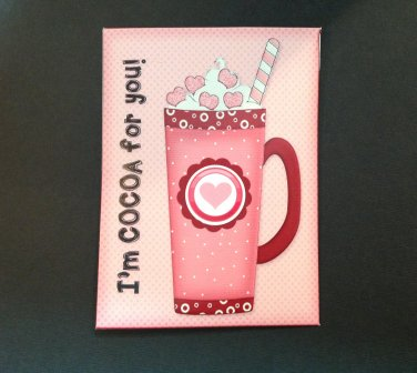 Valentine's Day | Cocoa Packs | Paper Therapy