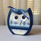 Owl Basket | Candy| Paper Therapy