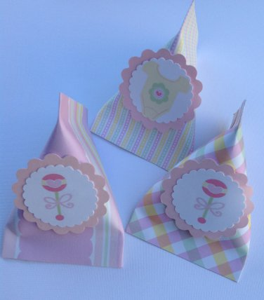 Paper Therapy Sour Cream Shaped Treats-Girl