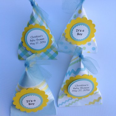 Paper Therapy Sour Cream Shaped Treats-Boy