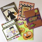 Halloween | Hot Chocolate Packs | Paper Therapy