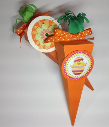 Carrot   Candy Treats   Paper Therapy