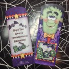Frankenstein | Halloween | Candy Bar| Paper Therapy