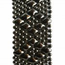 SG Liquid Metal Small Diamonds Black Mesh Bracelet Sergio Gutierrez B4 ALL SIZES