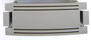 DEC 74-45644-01 Hard Drive Slot Cover: UL-B1272/076-APDC-BOB/CTM from a working AlphaServer 2100