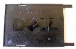 DELL PCMCIA Slot Protector / Filler / Dummy Card / Blank