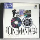 Microsoft Cinemania '94 Interactive Movie Guide v1994 (1993) CD-ROM